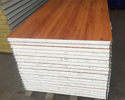 木纹夹芯板